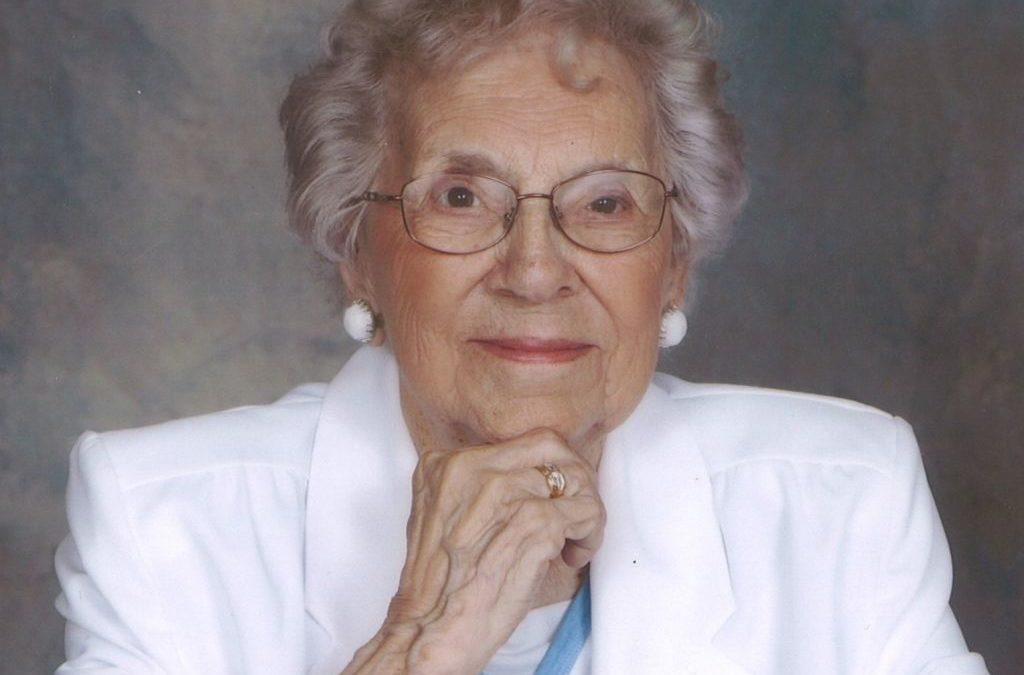 Dorothy McCaslin